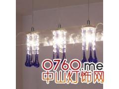 水晶餐厅吊灯