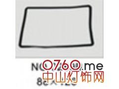 正方型硅胶B88*126