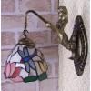 蒂凡尼灯饰、灯具、灯、家居、走道灯、壁灯、美人鱼壁灯