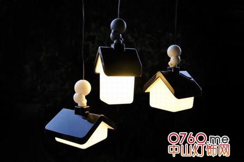 温暖小屋吊灯