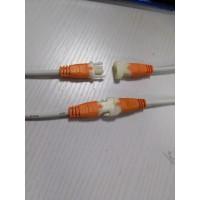 【生产厂家】供应DC双色公母插LED面板灯DC连接器