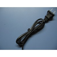 【生产厂家】国标二芯电源线插头