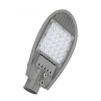 中山生产厂家批发led宝剑单颗路灯灯头30W压铸路灯头