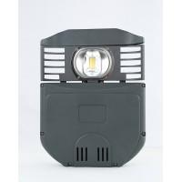 中山生产厂家批发led集成cob路灯灯头50W压铸路灯头