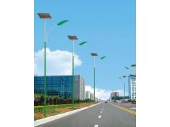 四川大凉山民族风8米太阳能路灯