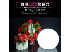 七彩led发光圆球灯 庭院景观灯 活动庆典装饰灯