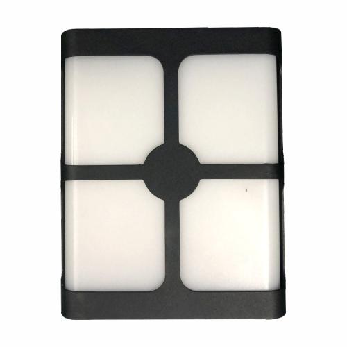 挑水照明 三防壁灯 防潮灯24W(2)