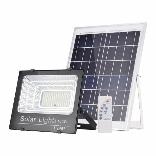 开心旺照明 太阳能投光灯75W-400W