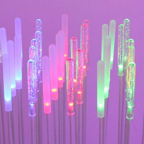 LED亚克力芦苇灯户外装饰防水景观灯插地草坪灯厂家批发景观灯