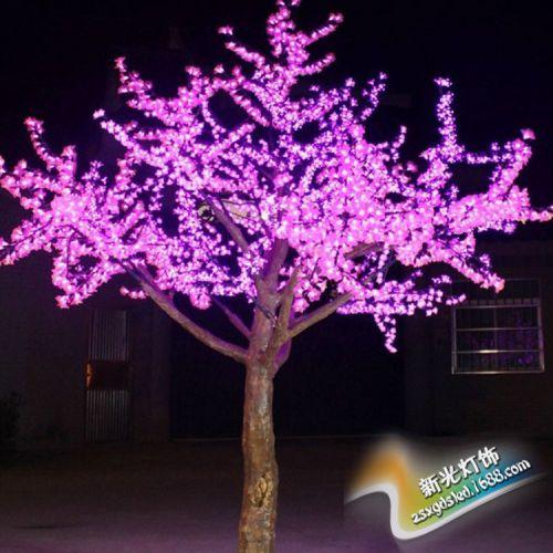 好消息!厂家大特卖,供应LED仿真丁香花树灯,发光树灯。