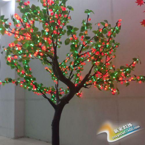 供应LED丁香花树灯,均做防水处理,低压低耗寿命长。