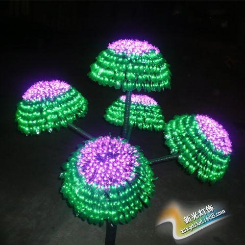 厂家热卖LED蘑菇树灯 景观灯  寿命长,质保一年