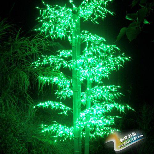 厂家直销LED松树 3米高 2304珠 低压低耗寿命长