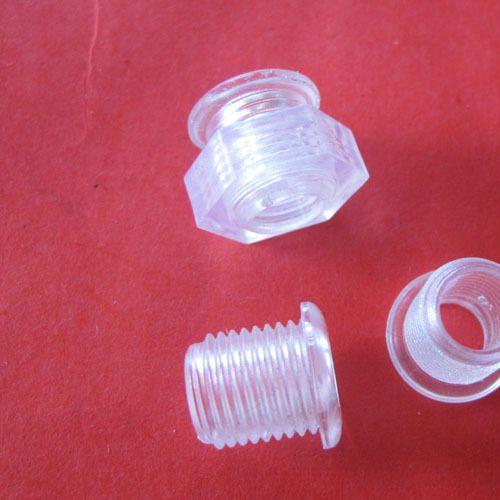 灯饰灯具配件 塑料螺丝 4厘 5厘 6厘 十厘定制透明螺丝