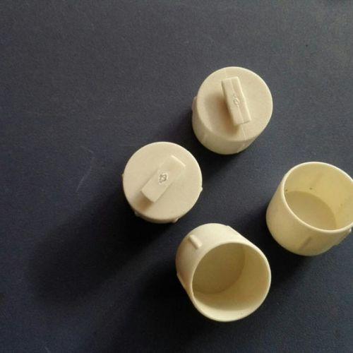 灯饰灯具配件 塑料配件垫脚 台灯盖 扭转垫脚厂家直销