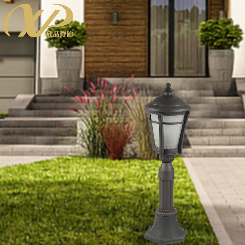 欧式草坪灯户外防雨水LED灯小区别墅过道灯公园草地落地灯