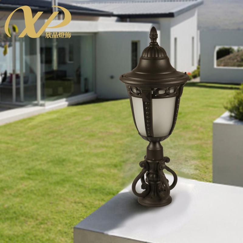 户外草坪灯庭院灯景观灯防水路灯公园简约方形欧式别墅花园草地灯