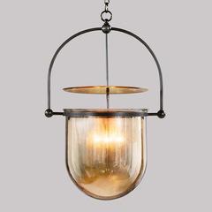 后现代创意简约玻璃餐厅吊灯艺术书房床头卧室咖啡厅设计师吊灯