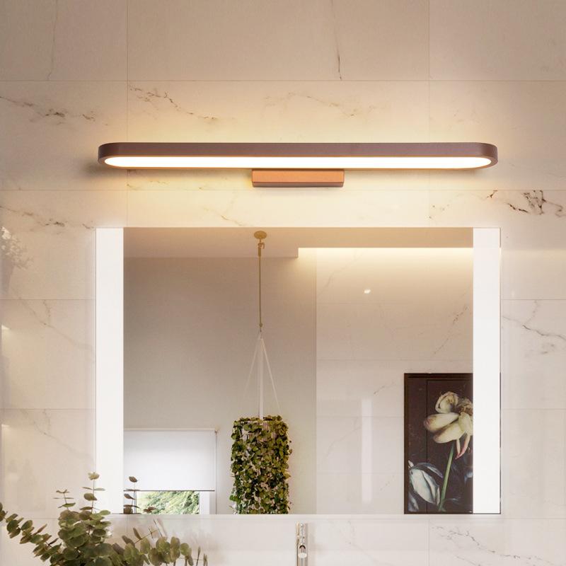 欧式led镜前灯 2020新款简约现代镜前灯创意个性浴室卫生间壁灯