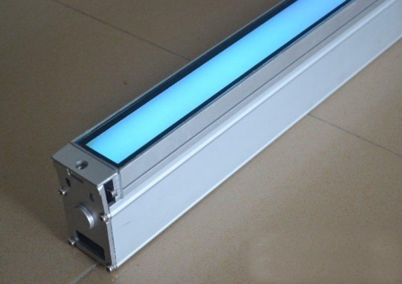 LED地埋灯长方形条形埋地灯磨砂玻璃5050贴片线条灯线型灯厂家销