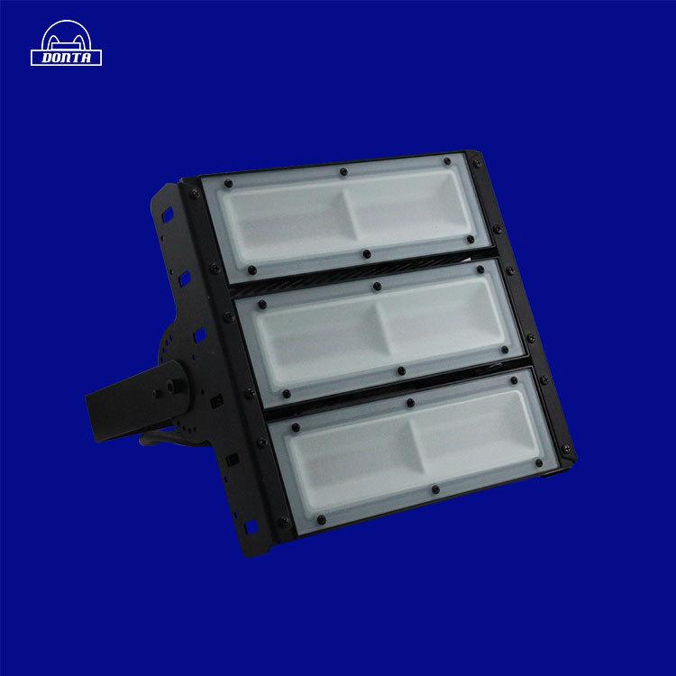 led球场投光灯50W100W150w200w 贴片泛光防眩模组灯隧道投光灯