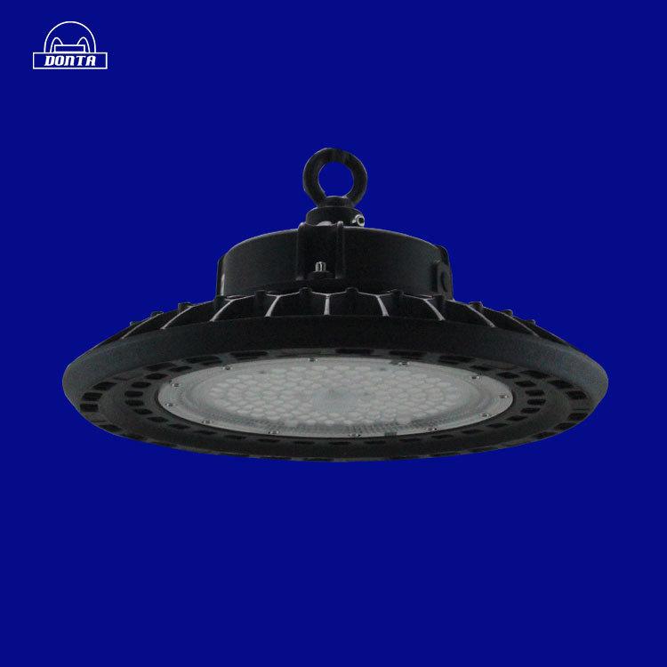 新款led大功率工矿灯80W100W150W200W高棚商场车间照明工矿灯厂家
