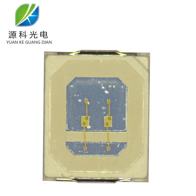 爆款2835双芯绿光0.2W波段520-525nm铜支架灯珠2835LED贴片灯珠