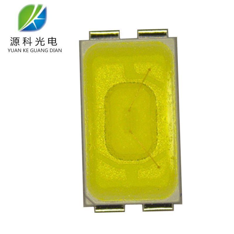 厂家直销5630白光灯珠0.5W纯金线封装可定做各色温寿命长