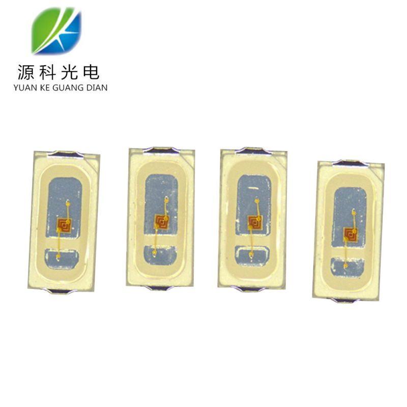 生产贴片3014黄光灯珠0.1W585-595波长纯金线封装深圳led价格合理