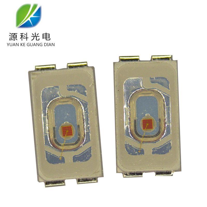 深圳LED热卖5630灯珠黄光贴片0.5W抗静电力强590-595nm