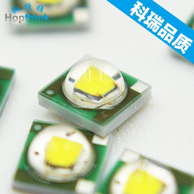 爆款热销1-3W大功率LED灯珠 cree xpe科锐白光3535灯珠 cree灯珠