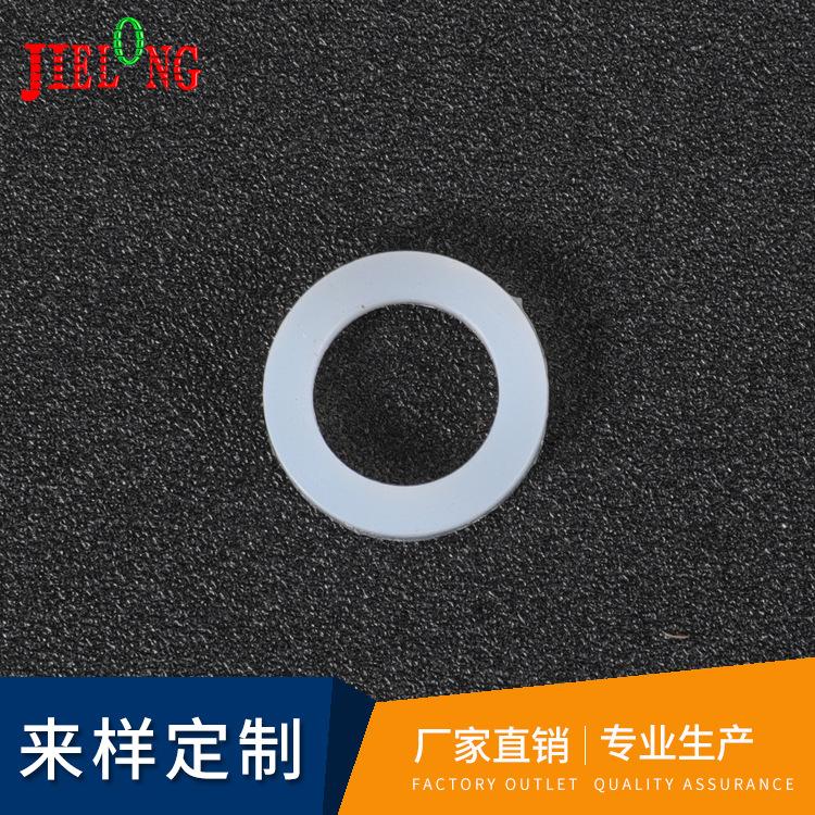 批发NO.0055# 防水硅胶圈密封圈硅胶垫 出线小塞子0型胶圈垫片
