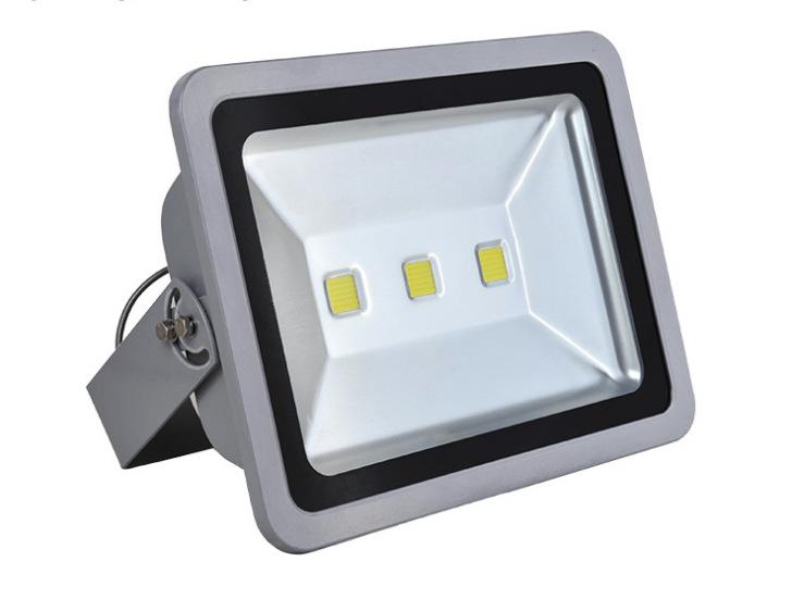 厂家直供厚料LED50w150W200W集成投光灯投射灯泛光户外招牌照明