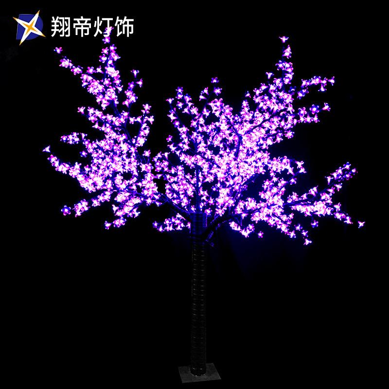 LED景观灯 园林景观装饰节日灯灯光节 仿真树造型 灯会展公园户外