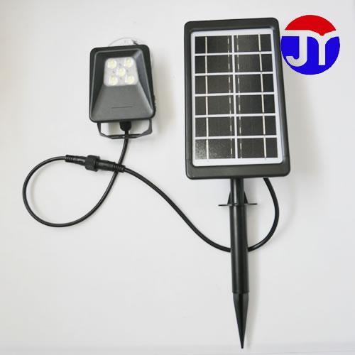 炬一照明 10W 太阳能地插灯 一拖一