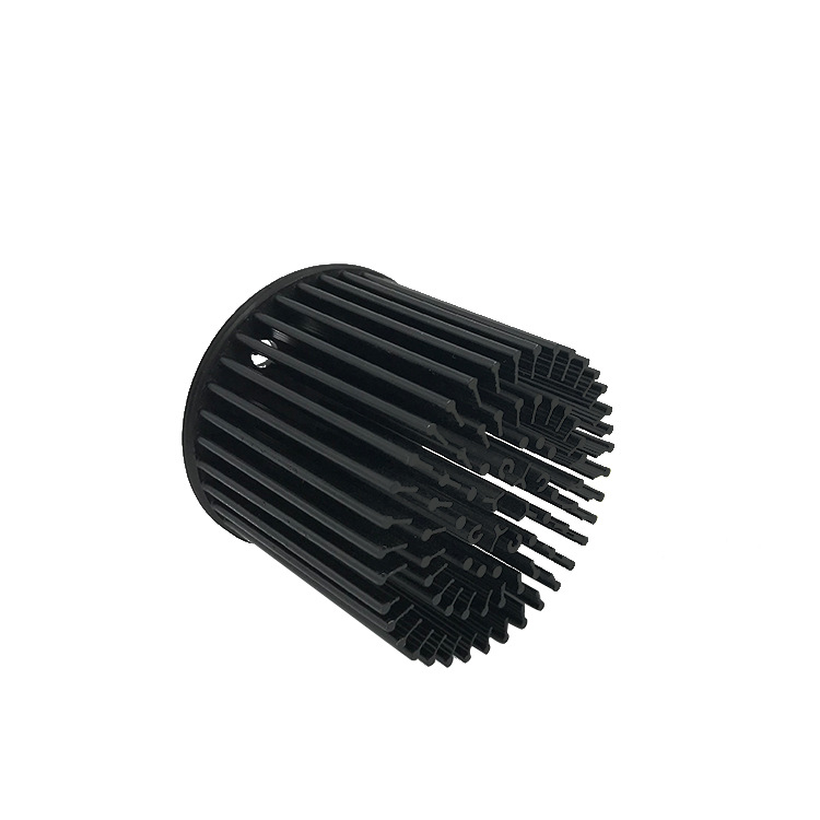 厂家直销 ¢72mm20W天花灯筒灯冷锻散热器 LED散热器型材加工定制