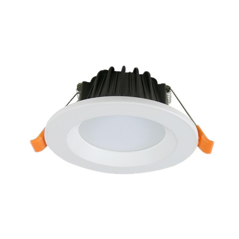 4寸全新LED筒灯外壳配件 筒灯套件 厚料 Q3系列SMD [100%厂家]