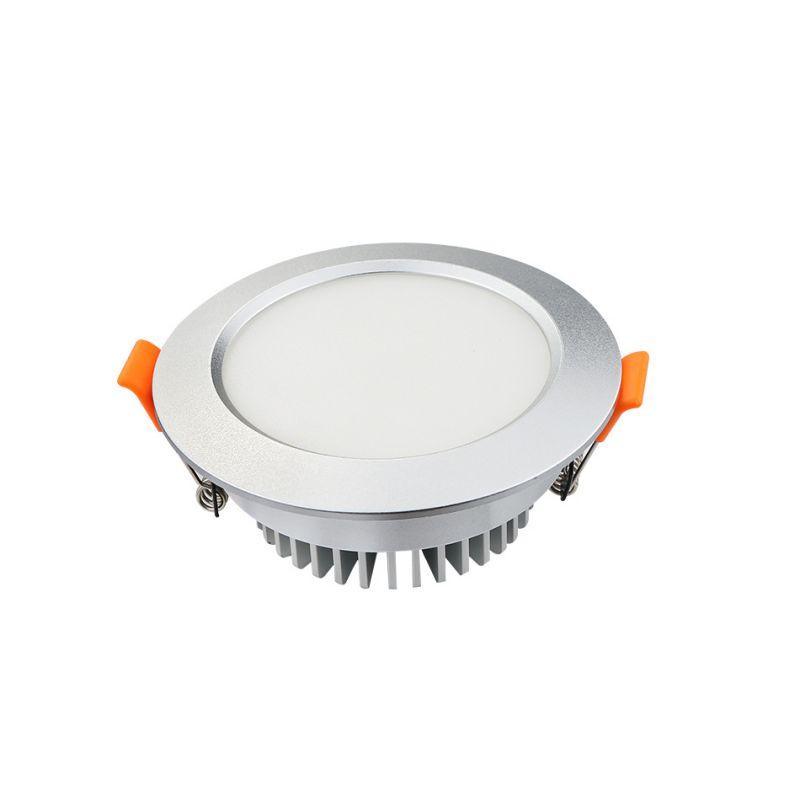 2.5寸LED豪华筒灯外壳配件 筒灯套件 厚料 免费拿样 [100%厂家]