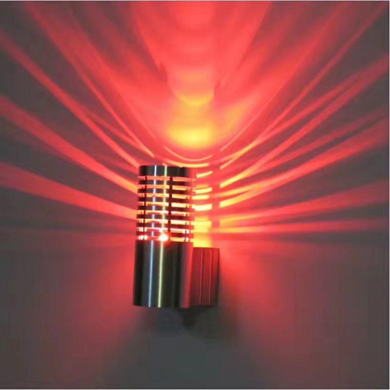跨境货源LED单头壁灯铝材1w3w床头灯酒店走廊过道灯背景墙装饰灯