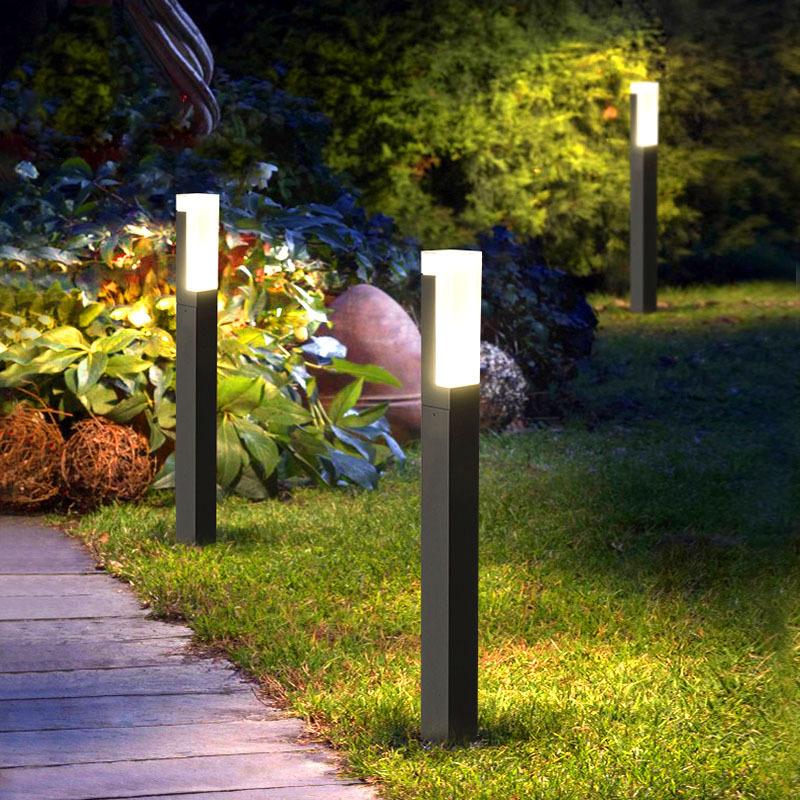 LED户外草坪灯防水欧式小区别墅花园灯室外景观庭院灯厂家批发