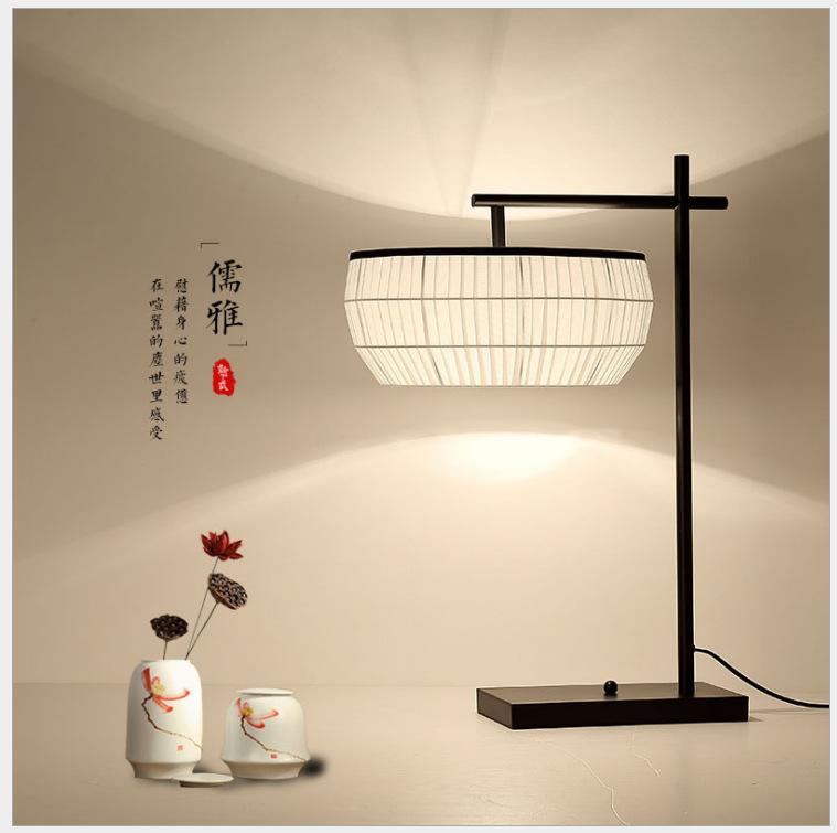 新中式壁灯复古中国风卧室床头灯客厅背景墙灯酒店走廊工程灯套餐