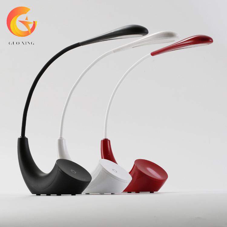 usb充电台灯 烟斗造型创意小台灯 阅读学习护眼灯宿舍书桌led台灯