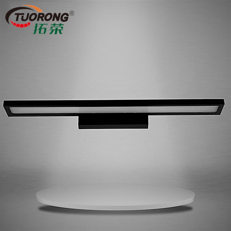 新款铝材镜前灯浴室镜柜灯卫生间LED镜灯 北欧风格灯具厂家直销