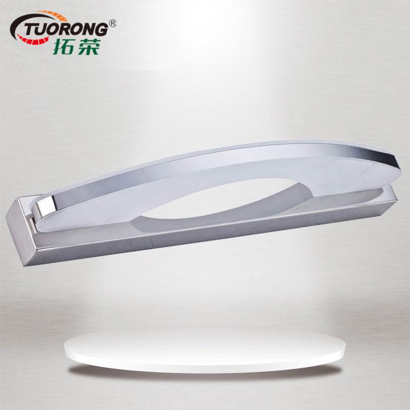 厂家直销LED镜前灯亚克力镜前灯 6W现代简约镜前灯低价壁灯批发
