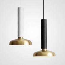 北欧极简餐厅吊灯个性轻奢吧台奶茶店咖啡厅小吊灯创意设计师灯具