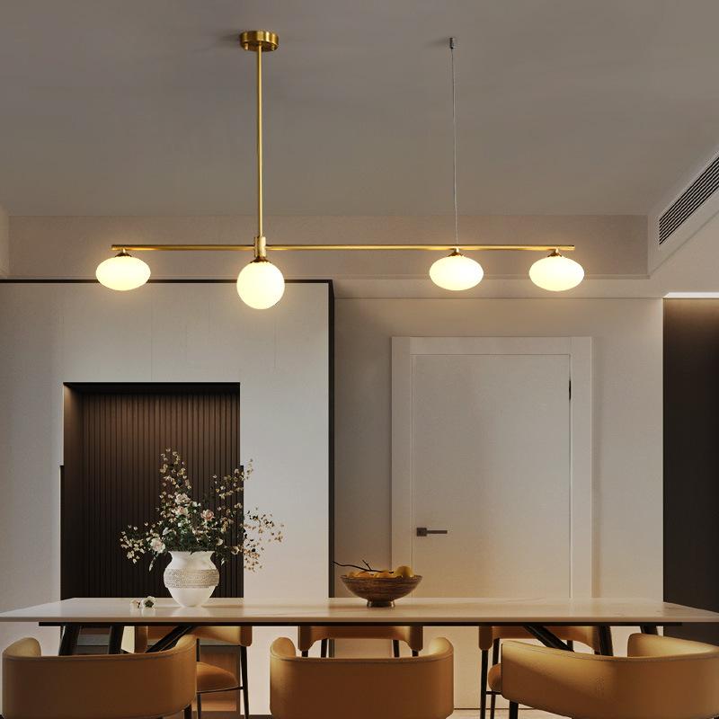 2020顿北欧吊灯客厅灯简约现代大气新款卧室ins网红灯饰餐厅灯具