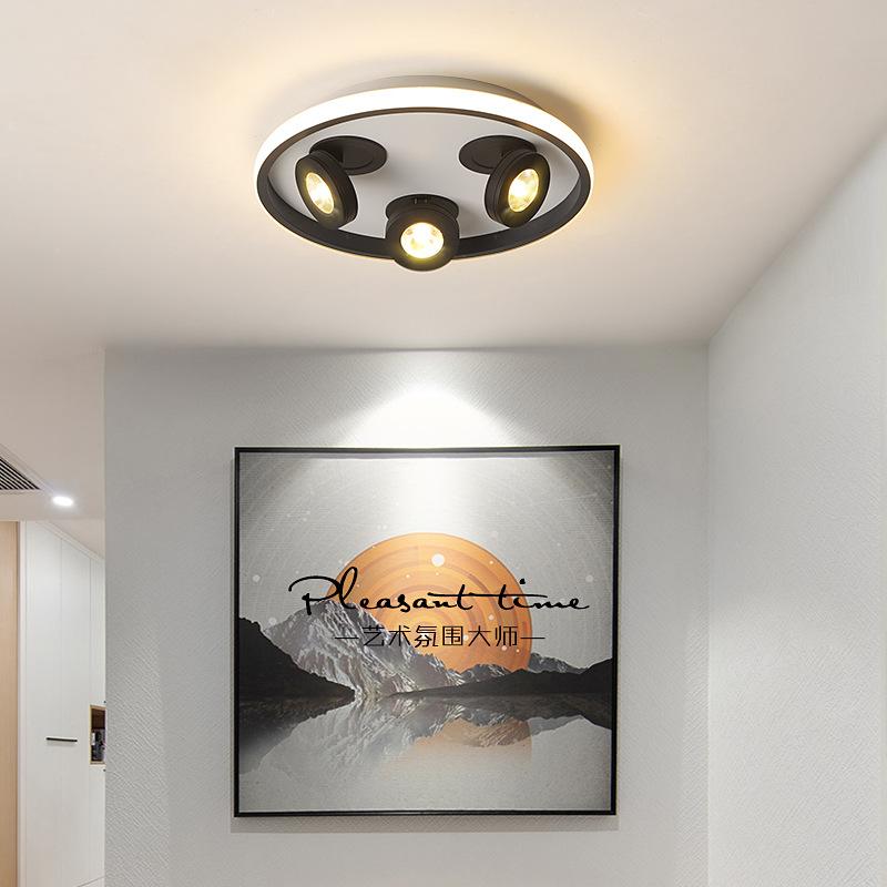 2020年新款 led筒灯 超薄桶灯客厅吊顶天花灯过道灯 射灯服装店灯