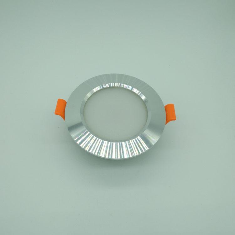 批发LED筒灯外壳套件 客房防雾走廊过道灯卧室背景墙筒灯外壳