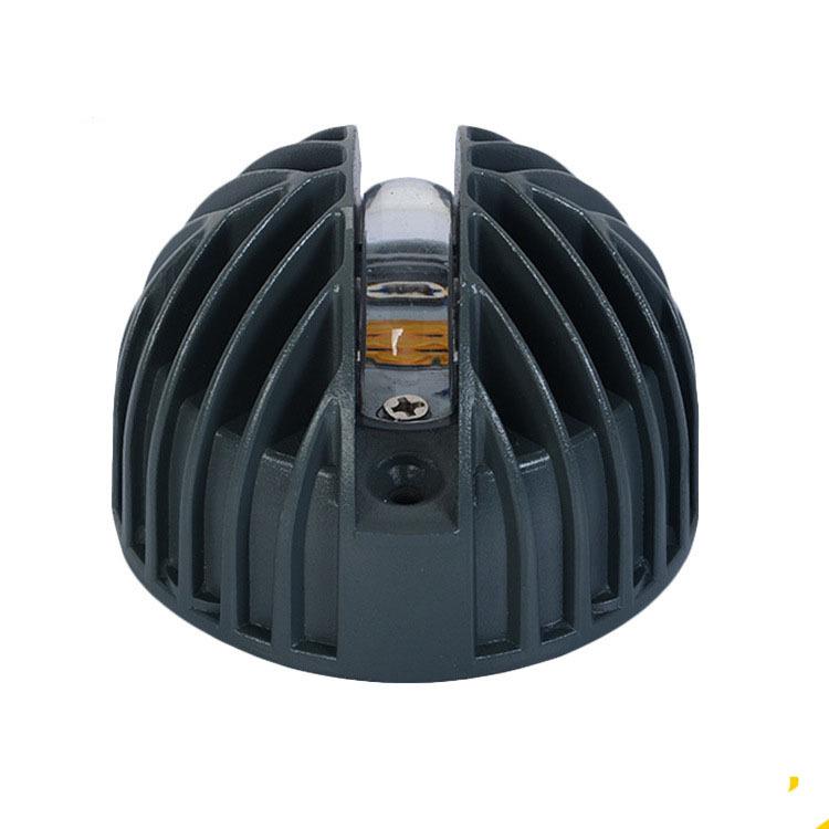 LED窗台灯6W10W三面发光led壁灯射灯LED户外防水窗台灯CREE光源