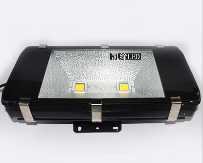 led隧道灯 大功率投射灯50W70W100W200W300W广场灯操场灯厂家直销